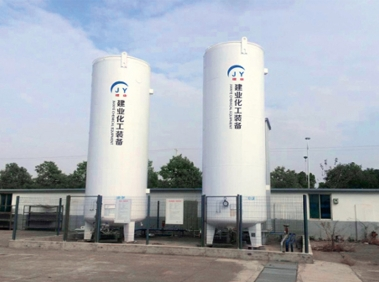 上海低温储罐