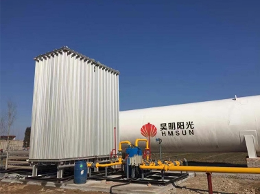 上海气化站