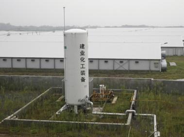 农牧类LNG气化站