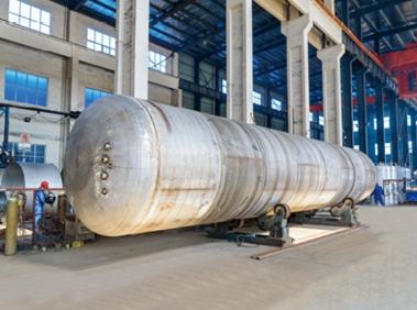 北京低合金钢非标压力容器